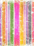 2700 Distressed Neon Stripe Backdrop - Backdrop Outlet
