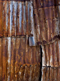 Rusty Steel Backdrop - 3054 - Backdrop Outlet