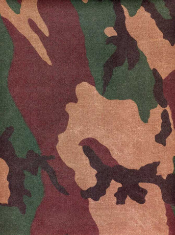 Army Print Backdrop - 3205 - Backdrop Outlet