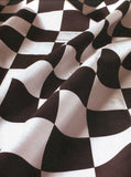 Printed Checkered Flag Backdrop - 3211 - Backdrop Outlet