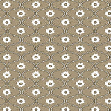 3229 Flower Pattern Tan Backdrop - Backdrop Outlet