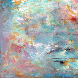 3432 Abstract Pastel Distressed Backdrop - Backdrop Outlet