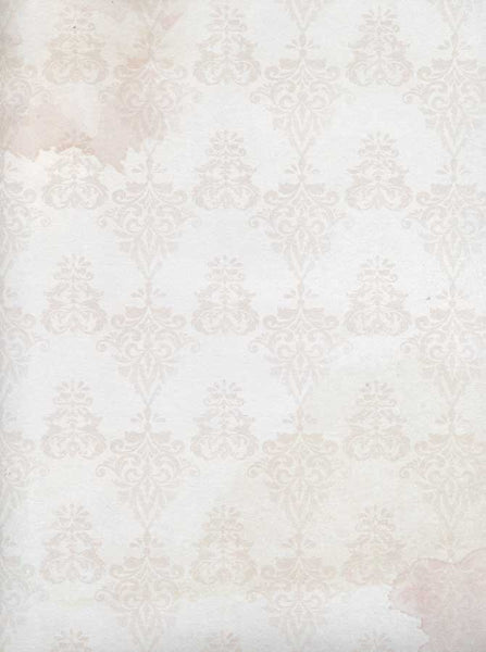 Light Blush Damask with Watermark Backdrop - 3519 - Backdrop Outlet
