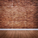 403 Brown Tile Wall Backdrop - Backdrop Outlet