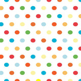 442 Dotty Dots Backdrop - Backdrop Outlet