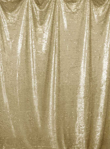 4608 Printed Sequin Soft Gold Backdrop - Backdrop Outlet