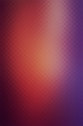 4626 Geometric Gradient Deep Red Backdrop