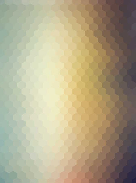 Geometric Gradient Bright Warm Backdrop - 4628 - Backdrop Outlet