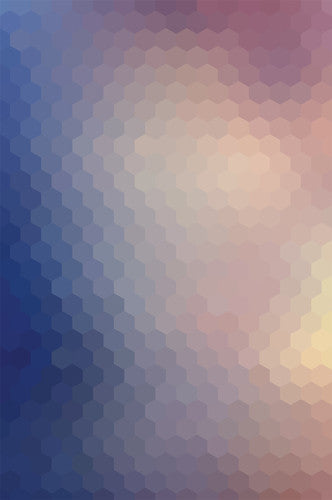 4629 Geometric Gradient Cool Mood Backdrop