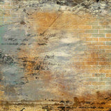 Abstract Covered Brick Backdrop - 477 - Backdrop Outlet