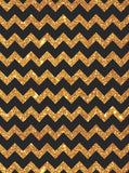 Bold Black Gold Chevron - 5322 - Backdrop Outlet