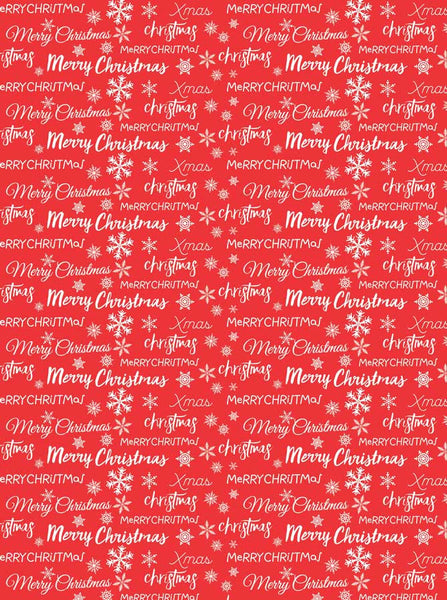 5323 Merry Christmas Pattern - Backdrop Outlet
