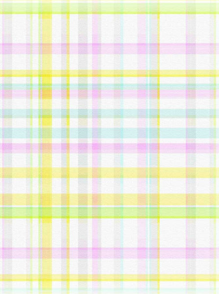 584 Printed Backdrop Spring Plaid - Backdrop Outlet