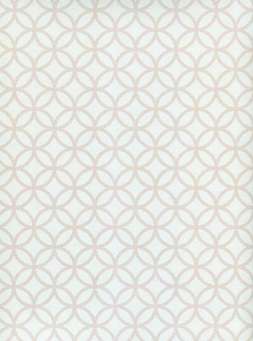 6120 Modern Gold Star In Circle Pattern Backdrop - Backdrop Outlet