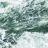 Teal Green Rough Ocean Water Backdrop - 6264 - Backdrop Outlet
