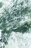 6264 Teal Green Rough Ocean Water Backdrop - Backdrop Outlet