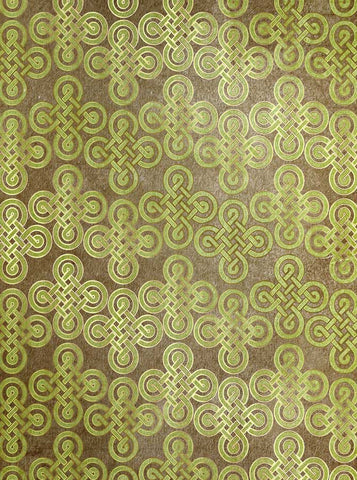 6276 Green and Brown Grunge Celtic St Patricks Backdrop - Backdrop Outlet