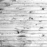 Gray White Grunge Wood Floor Backdrop - 6320 - Backdrop Outlet
