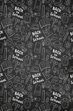 6727 Back to School Chalkboard Backdrop