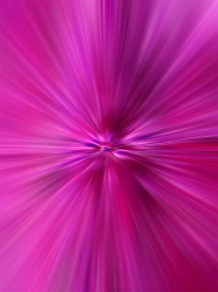 Abstract Radial Burst Magenta Hue Backdrop - 6780 - Backdrop Outlet