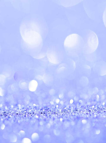 6782 Pale Lavender Bokeh Printed Backdrop - Backdrop Outlet