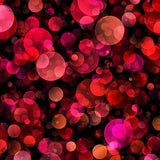 Red and Pink Christmas Bokeh Backdrop - 6800 - Backdrop Outlet