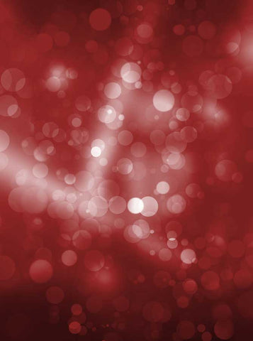 6801 Red Streaks Bokeh Backdrop - Backdrop Outlet