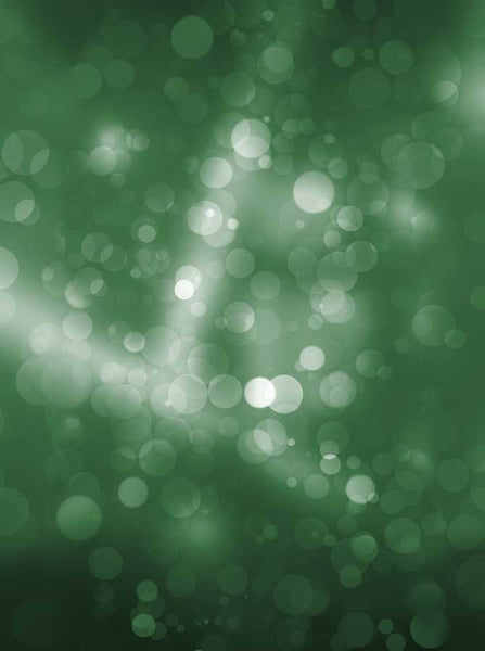 Forest Green Streaks Bokeh Backdrop - 6811 - Backdrop Outlet