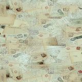 Vintage Postcards Backdrop - 7200 - Backdrop Outlet