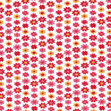7218 Red Pink Flowers Backdrop - Backdrop Outlet