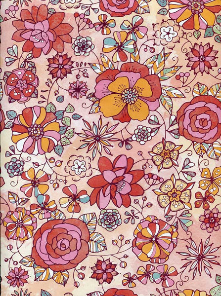 Whimsical Flower Backdrop - 7229 - Backdrop Outlet