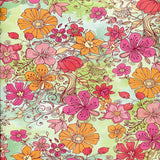 Floral Backdrop - 7231 - Backdrop Outlet