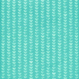 Teal Hearts Backdrop - 7248 - Backdrop Outlet