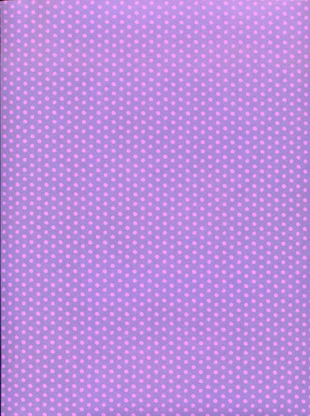 Purple Dots Backdrop - 7270 - Backdrop Outlet