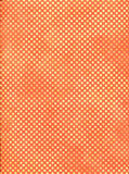 7273 Faded Orange Dots Backdrop - Backdrop Outlet