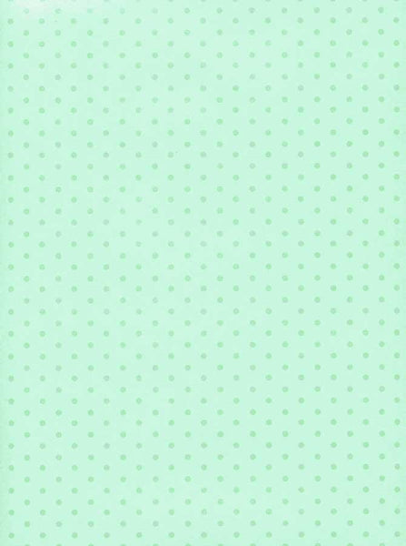 7294 Mint Green Dots Backdrop - Backdrop Outlet