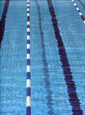 Swimming Pool Backdrop - 7319 - Backdrop Outlet