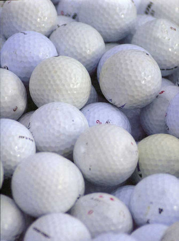 Golf Balls Backdrop - 7320 - Backdrop Outlet