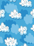 Crazy Clouds Backdrop - 7619 - Backdrop Outlet