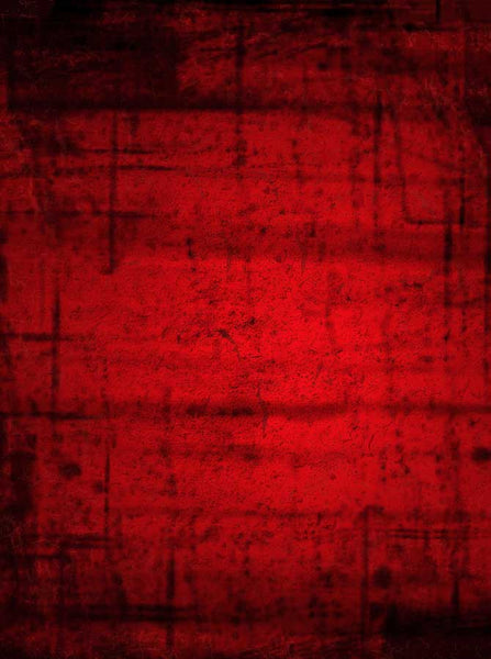 Printed Abstract Red Senior Wall Backdrop - 787 - Backdrop Outlet