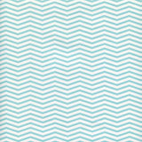 8044 Teal Blue Chevron Backdrop - Backdrop Outlet