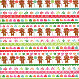 8089 Gingerbread Man and Gum Drops Backdrop - Backdrop Outlet