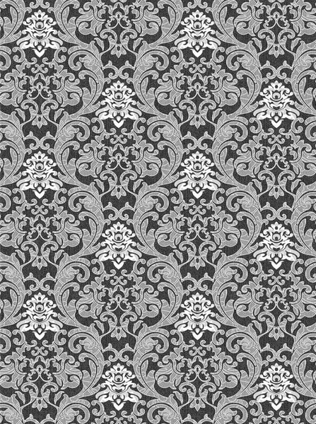 Damask Soft Black Backdrop - 963 - Backdrop Outlet