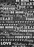 Love Forever Chalkboard Backdrop - 9691 - Backdrop Outlet