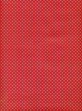 White Polka Dots Red Photography Backdrop - 9695 - Backdrop Outlet
