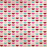 9700 Hearts in Color Backdrop - Backdrop Outlet