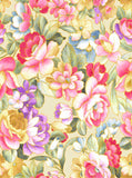 Floral Backdrop - 973 - Backdrop Outlet