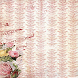 9767 Tan Floral Backdrop - Backdrop Outlet