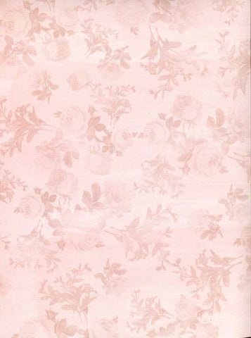 Blush Flower Backdrop - 9775 - Backdrop Outlet