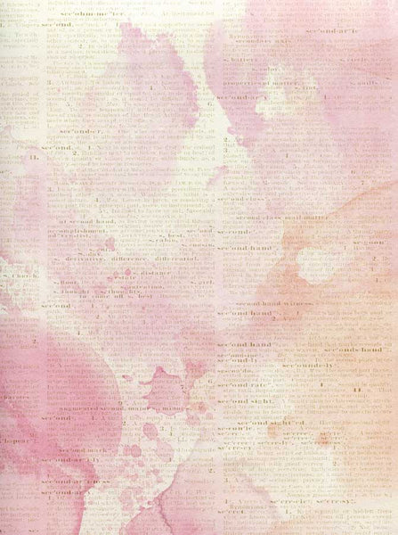 9875 Abstract Watercolor Princess Backdrop - Backdrop Outlet